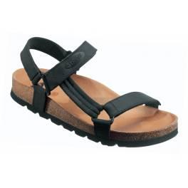 Wygodne sandały Scholl HEAVEN brązowe